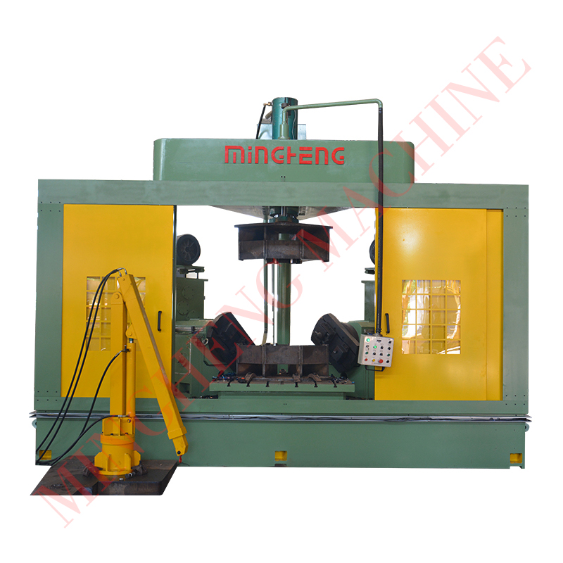 Angular Elbow Double-End Beveling Machine