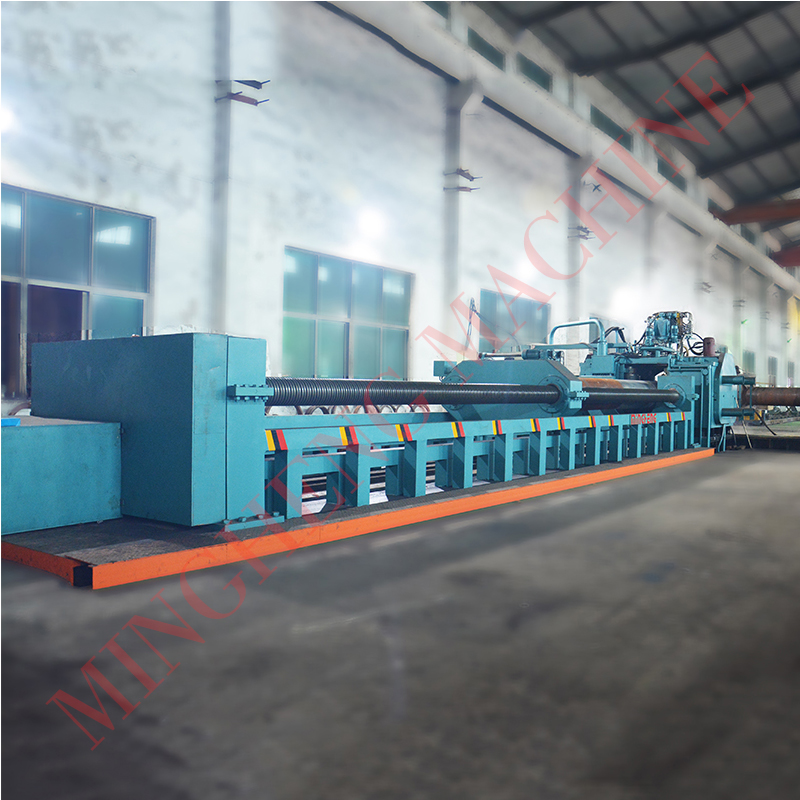 Induction Elbow and Pipe Bending Machine